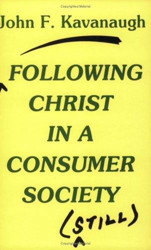 Download Following Christ in a consumer society
