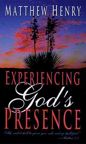 Download Experiencing God's presence