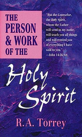The Person & Work of the Holy Spirit