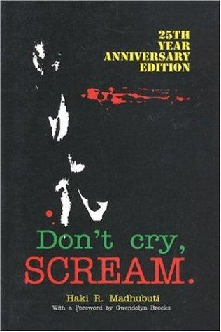 Download Don't Cry, Scream