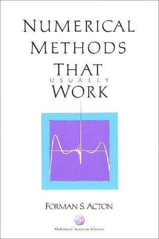 Download Numerical methods that work