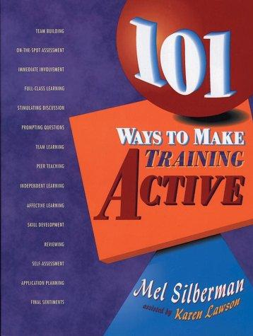 Download 101 ways to make training active