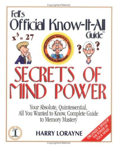 Secrets of mind power
