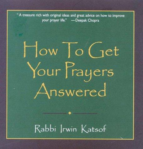 Download How to Get Your Prayers Answered