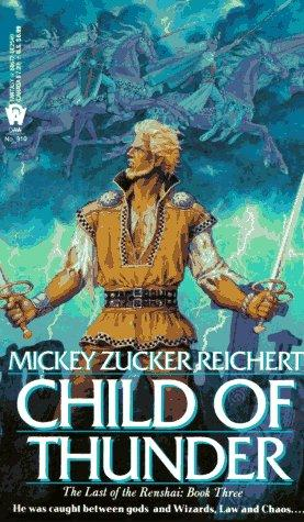 Child of thunder by Mickey Zucker Reichert