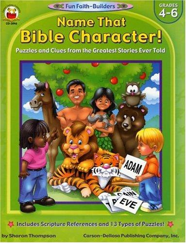 Name That Bible Character