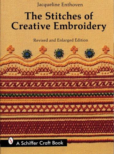 Image for The Stitches of Creative Embroidery