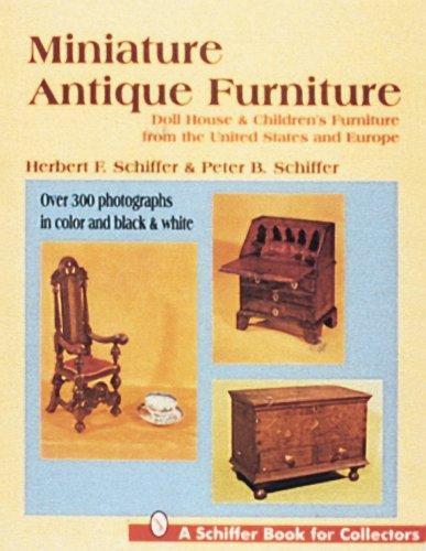 Download Miniature antique furniture