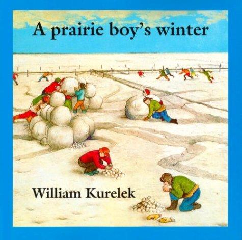 Download A prairie boy's winter