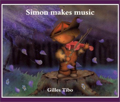 Simon makes music (Simon)