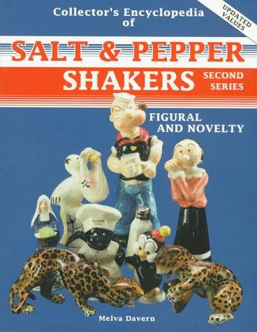 Download Collector's Encyclopedia of Salt and Pepper Shakers