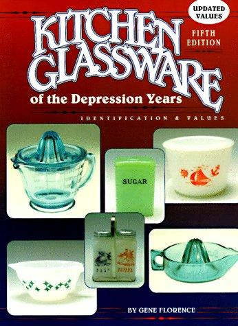 Download Kitchen glassware of the Depression years