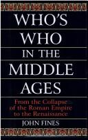 Download Whos Who In the Middle Ages