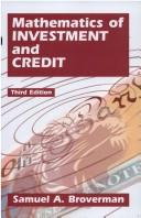 Mathematics Of Investment And Credit