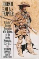 Download Journal of a Trapper