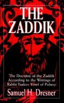 The zaddik