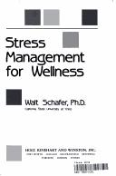 Download Stress management for wellness