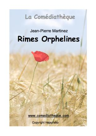 Cover of: Rimes Orphelines by