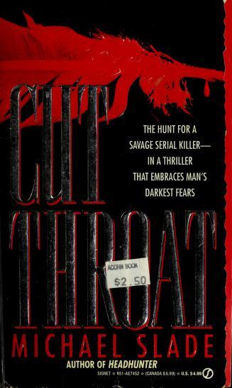 Cutthroat by Michael Slade