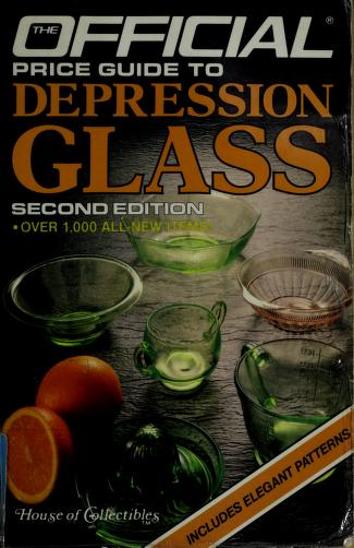 Cover of: Depression Glass 2 | House Of Collectibles