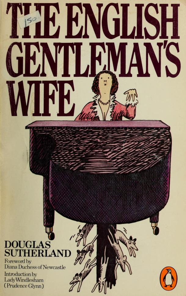 The English gentleman's wife by Douglas Sutherland