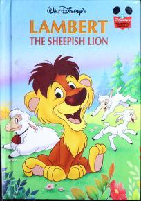 Cover of: Lambert the Sheepish Lion | Bill Peet