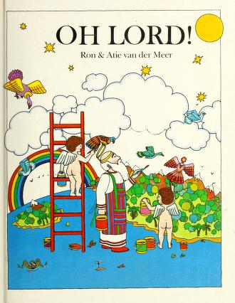 Cover of: Oh Lord! | Ron Van der Meer