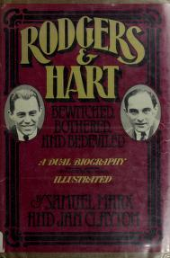 Rodgers & Hart by Samuel Marx