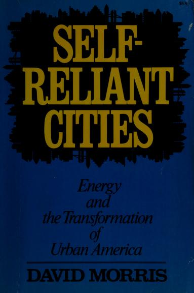 SC-Self Reliant Cities by David Morris