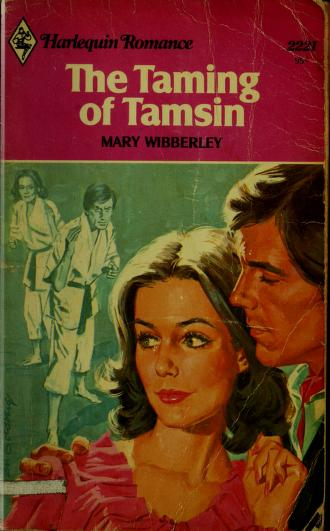 Cover of: The Taming of Tamsin |