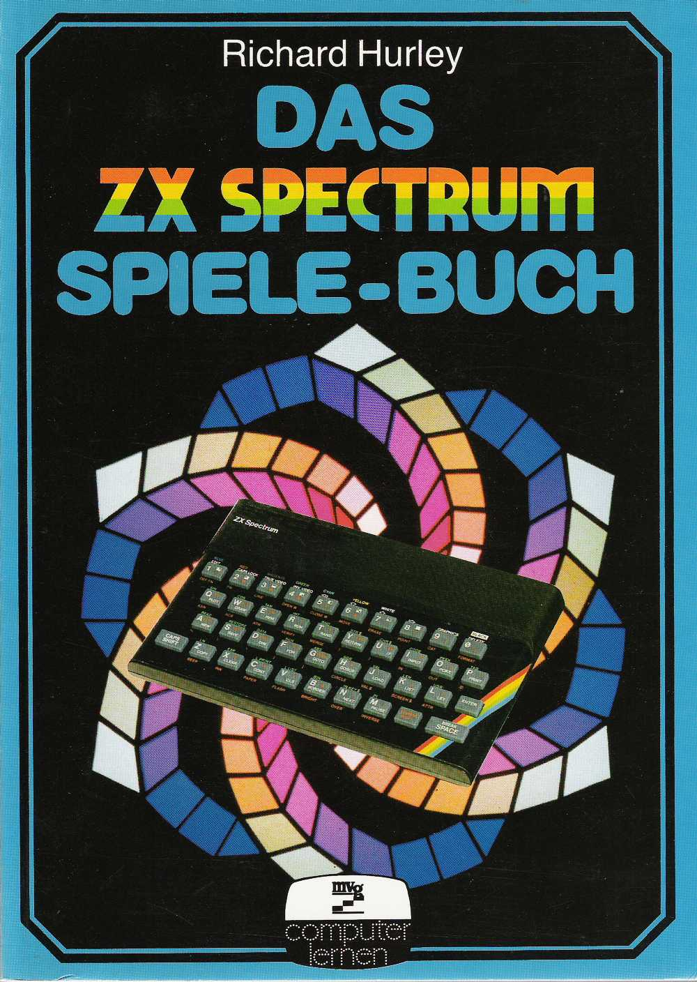 15 Graphic Games for the Spectrum screen