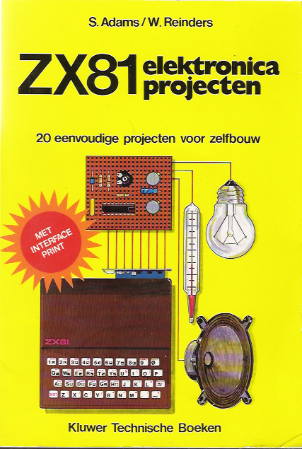 20 Simple Electronic Projects for the ZX81 & Spectrum screen