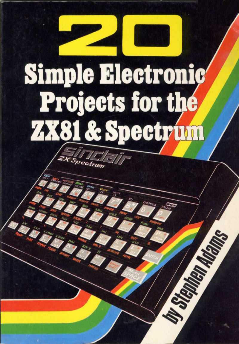 20 Simple Electronic Projects for the ZX81 & Spectrum image, screenshot or loading screen