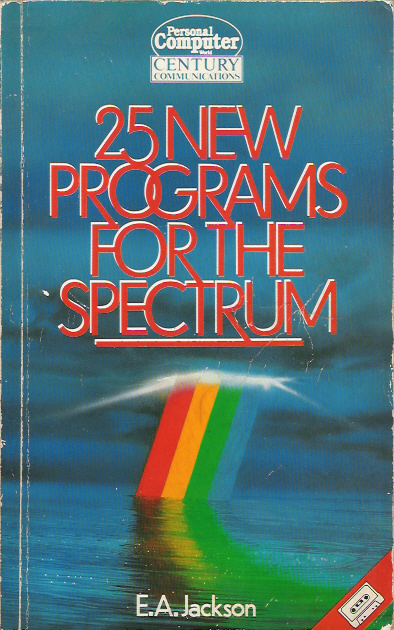 25 New Programs for the Spectrum screen