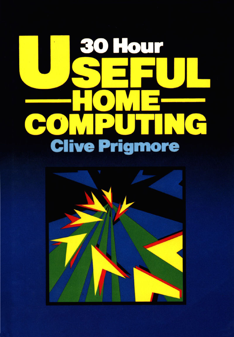30 Hour Useful Home Computing screen