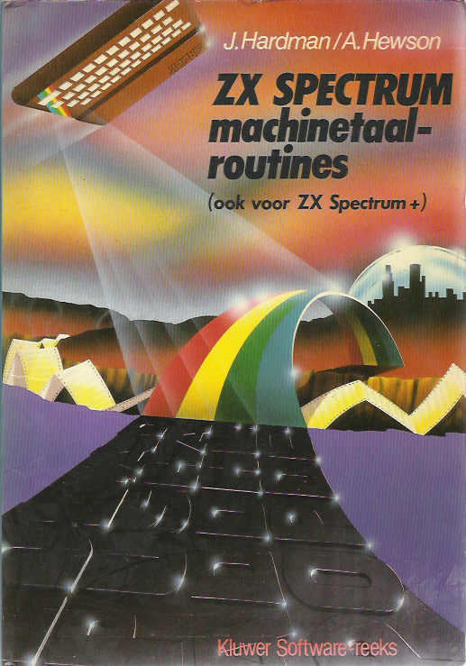 40 Best Machine Code Routines for the ZX Spectrum screenshot