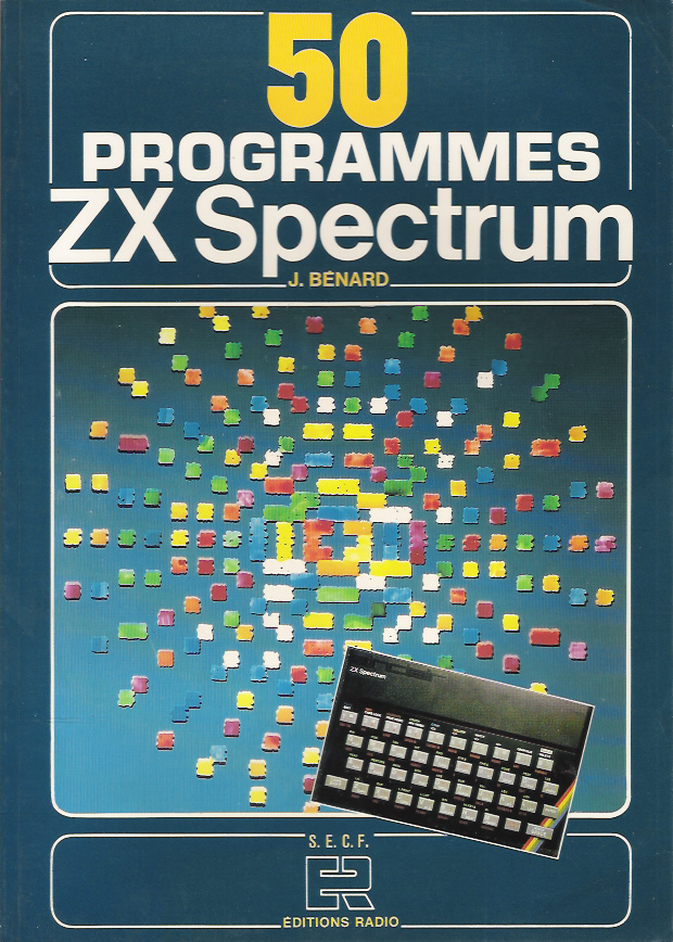 50 Programmes ZX Spectrum image, screenshot or loading screen