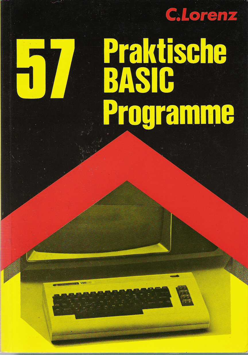 57 Praktische BASIC Programme screen