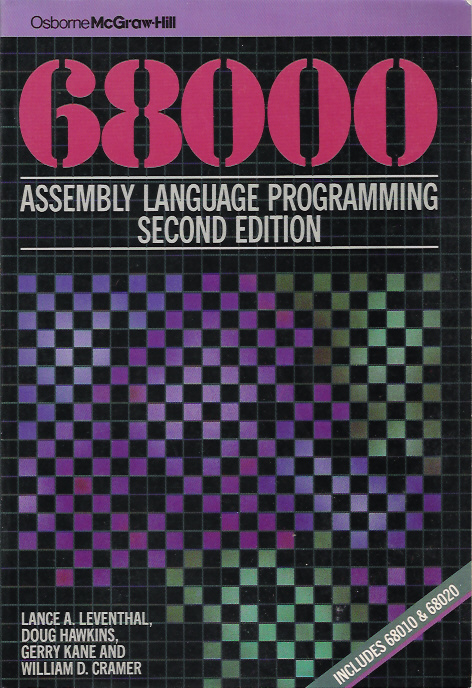 68000 Assembly Language Programming image, screenshot or loading screen