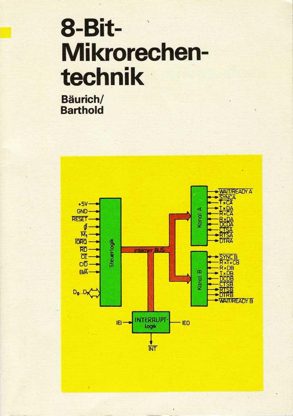 8-Bit-Mikrorechentechnik image, screenshot or loading screen