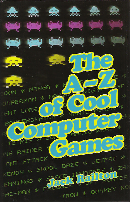 The A-Z of Cool Computer Games screen