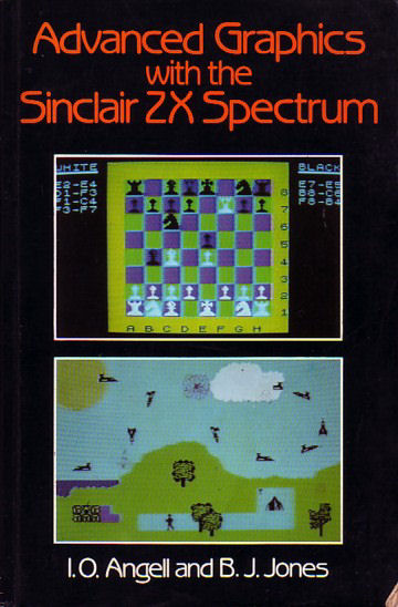 Advanced Graphics with the Sinclair ZX Spectrum image, screenshot or loading screen