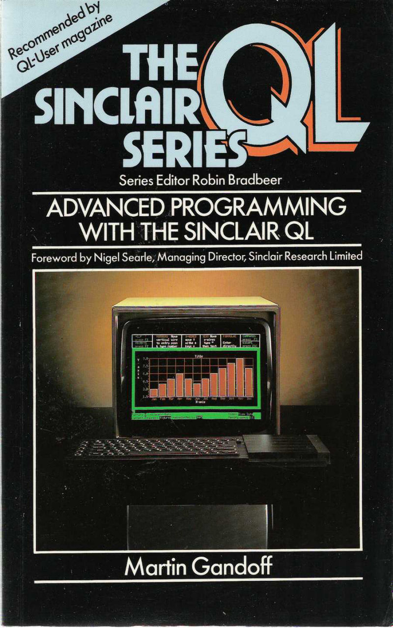 Advanced Programming with the Sinclair QL screen