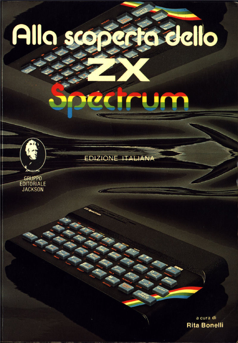 Alla Scoperta dello ZX Spectrum image, screenshot or loading screen