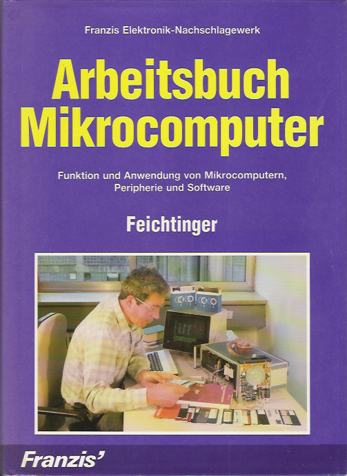 Arbeitsbuch Mikrocomputer screen