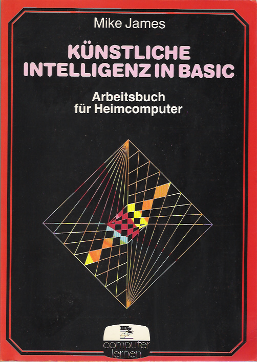 Artificial Intelligence in BASIC screen