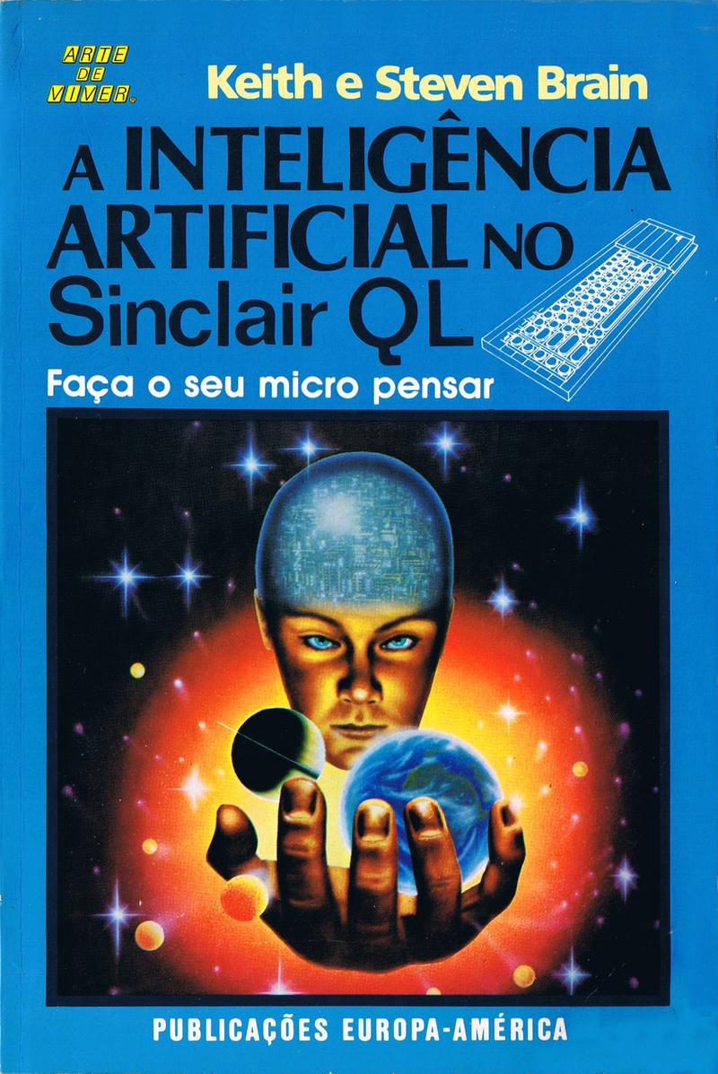 Artificial Intelligence on the Sinclair QL: Make Your Micro Think screen