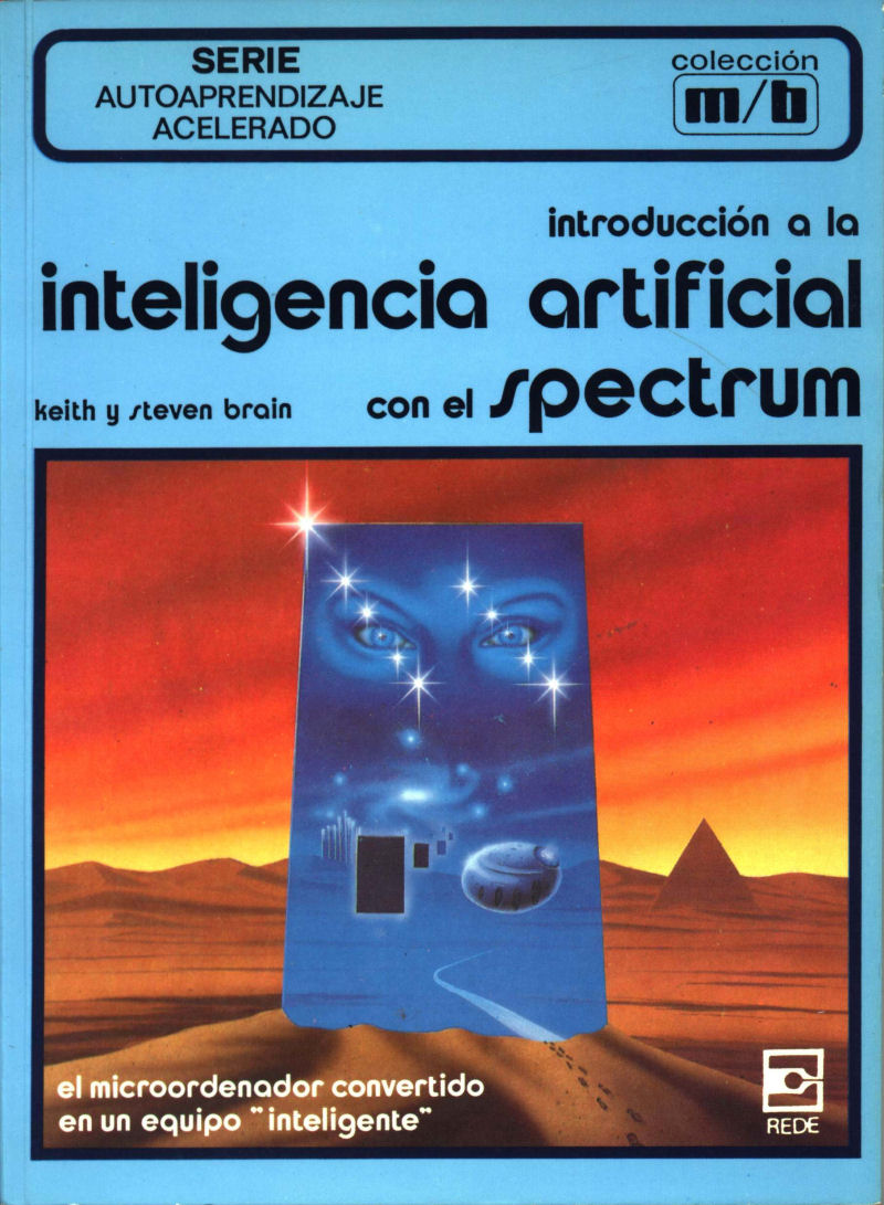 Artificial Intelligence on the Spectrum Computer: Make Your Micro Think screen