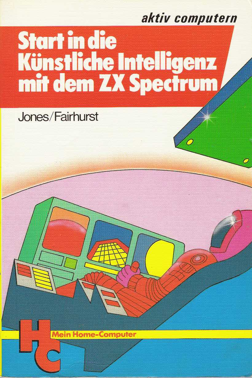Artificial Intelligence: ZX Spectrum image, screenshot or loading screen