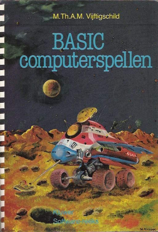 BASIC Computerspellen screen